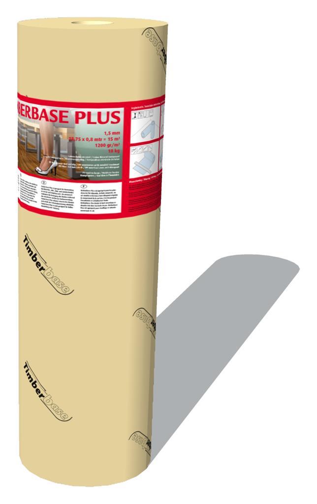 Podložka Timberbase Plus tl. 1,5mm