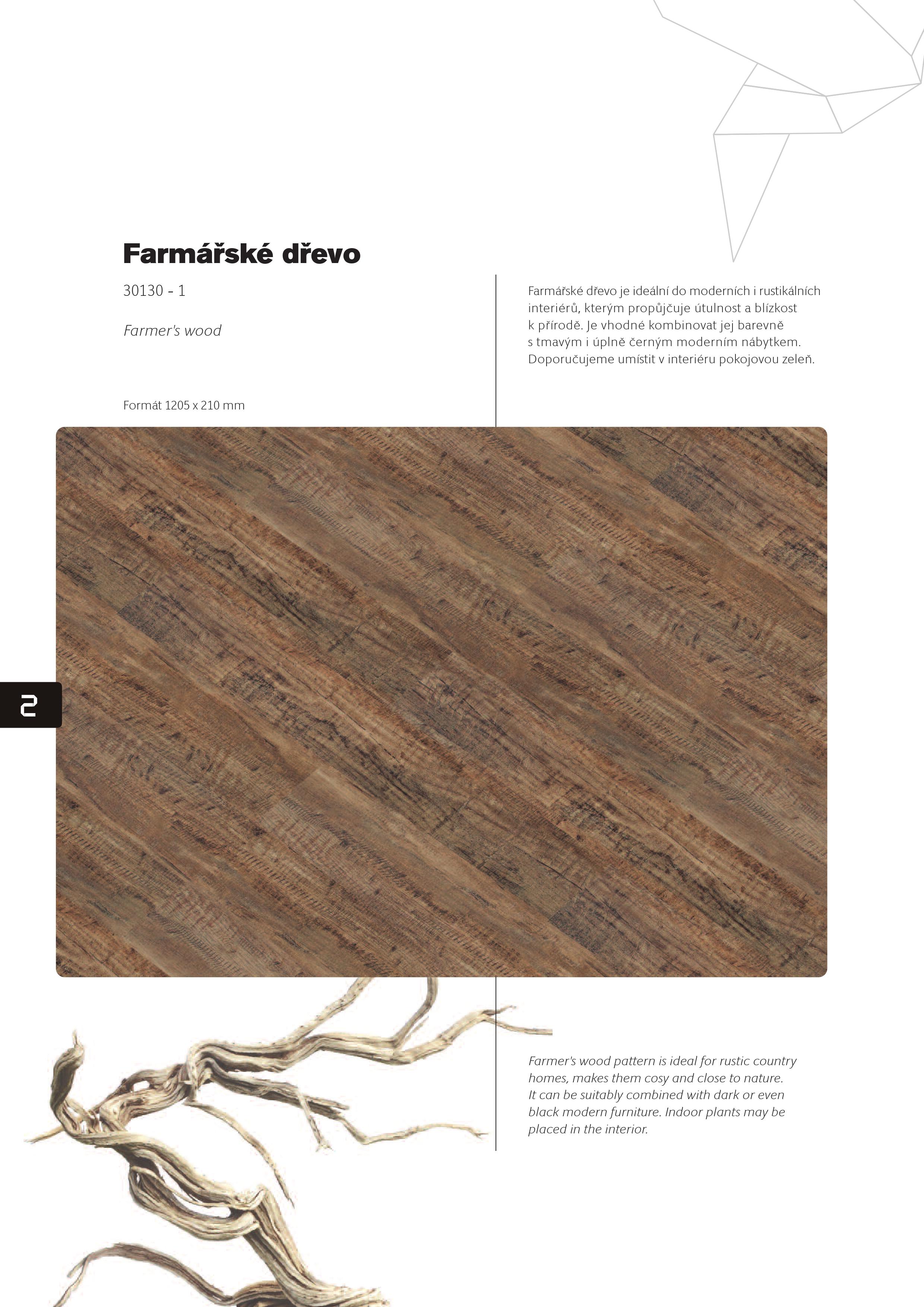 RS-click - Farmářské dřevo 30130-1