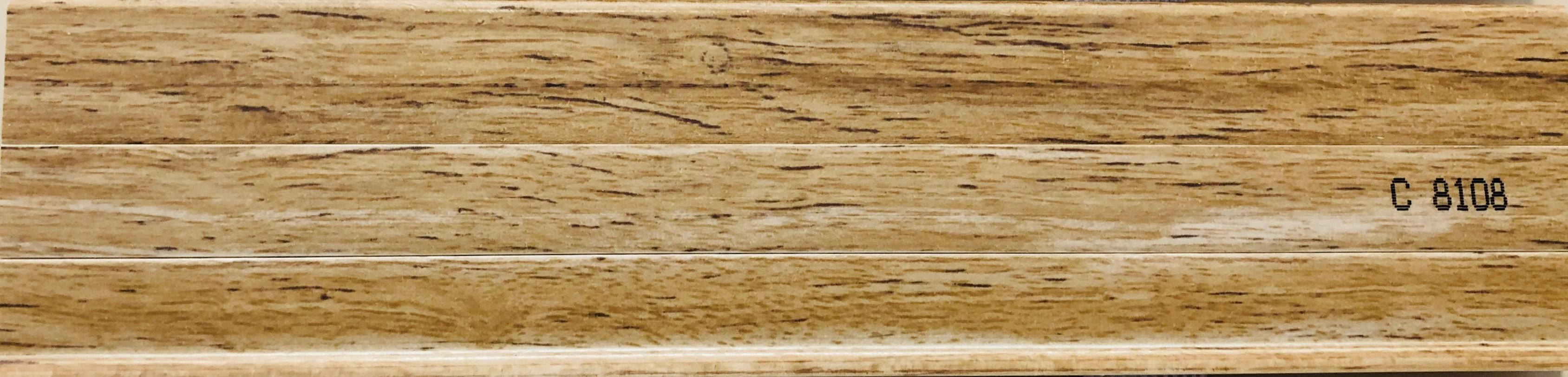 Lišta originál Rigid Vinyl Floor Dub medový C8108