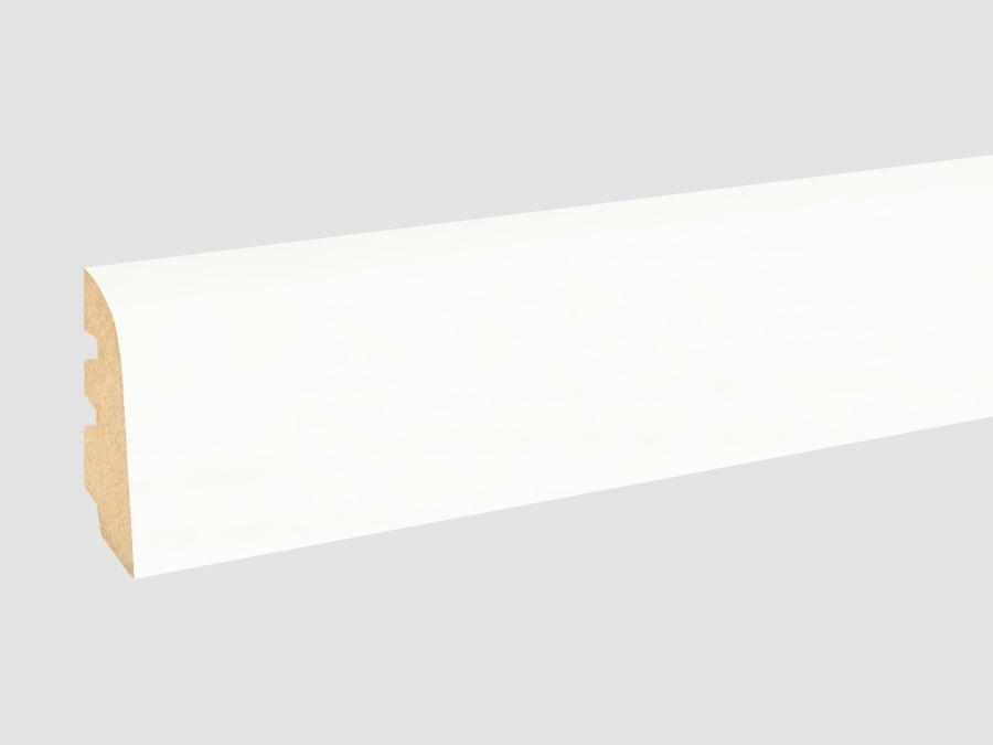 Soklová lišta KP 40 Bílá 00088