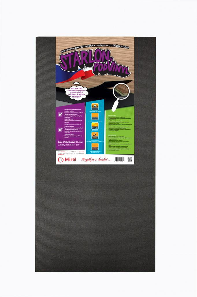 STARLON deska pod vinyl 1,5mm